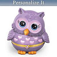 Granddaughter, Owl Always Love You Music Box