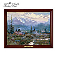 Thomas Kinkade Days Of Peace Wall Decor