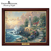 Thomas Kinkade The Light Of Peace Wall Decor
