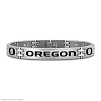 Oregon Ducks Strong! Men's Bracelet