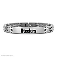 Steelers Strong! Men's Bracelet