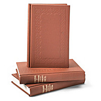 Jane Eyre 3-Volume Book Set