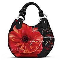 Poppy le Fleur Handbag