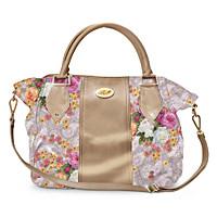 Trellis Handbag