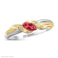 Pride Of San Francisco Ring Embrace Women's Ring