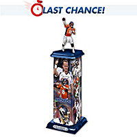Peyton Manning: Legend In Action Sculpture
