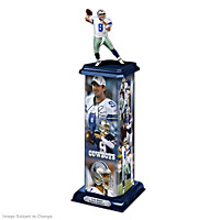 Tony Romo: Legend In Action Sculpture