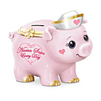 Nurses Save Every Day Piggy Bank