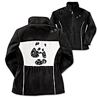 Panda Glamour Woman's Jacket