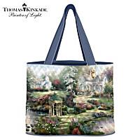 Thomas Kinkade Classics Tote Bag