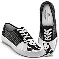 Precious Panda Women's Shoes