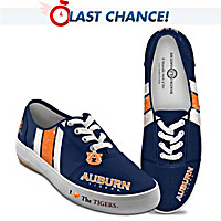 I Love The Tigers Women's Shoes