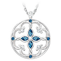 Infinite Blessings Pendant Necklace