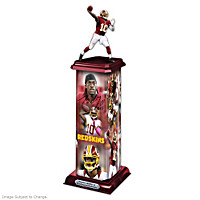 Robert Griffin III: Legend In Action Sculpture