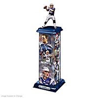 Tom Brady: Legend In Action Sculpture