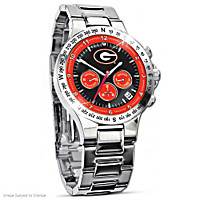 Georgia Bulldogs Men's Collector's Watch