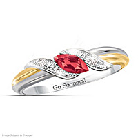 Pride Of Sooners Ring