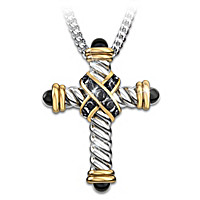 Strength In Our Faith Pendant Necklace