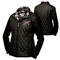 Blossoms Of Hope Women's Jacket
