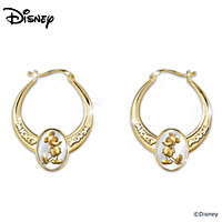 Celebrate Mickey! Earrings