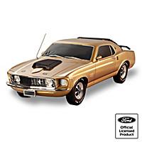 Mustang Boss 429 Sculpture