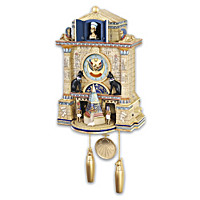 Treasures Of Ancient Egypt Cuckoo Clock