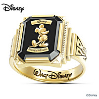 Mickey Mouse Commemorative Ring