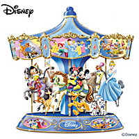 Wonderful World Of Disney Musical Carousel