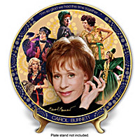 Carol Burnett: Timeless Comedy Collector Plate