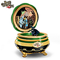 Wicked Witch Of The West Music Box