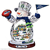 Seattle Seahawks Figurine