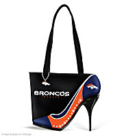 Kick Up Your Heels Broncos Handbag