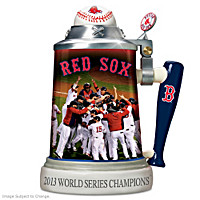 Boston Red Sox 2013 World Series Stein
