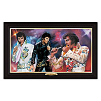 Elvis: Light Of A Legend Wall Decor