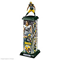 Clay Matthews: Legend In Action Sculpture