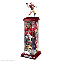 Colin Kaepernick: Legend In Action Sculpture