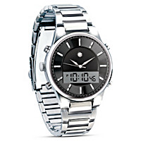 Man Of The Hour Diamond Men's Watch