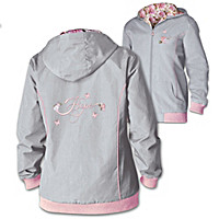 Blossoming Hope Women's Jacket
