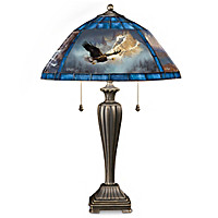 Ted Blaylock Soaring Guardians Lamp