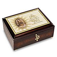 The Lord's Prayer Music Box