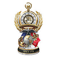 Semper Fi Pocket Watch