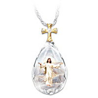 Divine Inspiration Pendant Necklace
