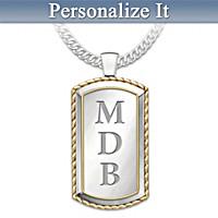 Graduation Personalized Pendant Necklace