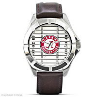 Go Crimson Tide Men's Watch