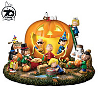 Great Pumpkin Carving Party Sculpture