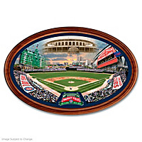 Wrigley Field 100-Year Anniversary Collector Plate