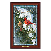 James Hautman Winter Pair Wall Decor