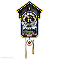 Moments Of Greatness: Pittsburgh Pirates Cuckoo Clock