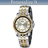 Milestones Personalized Men's Watch