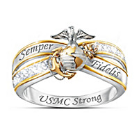 Always USMC Ring